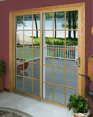 Brennan exteriors steel fiberglass replacement entry for Sliding glass door to french door
